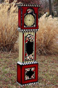 what a clock!!