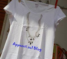 Appunti sul Blog: Tiffo & Co, coniglietti sulla maglia Charmes T-shi...