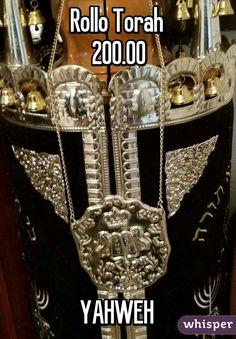 Rollo Torah  200.00        YAHWEH