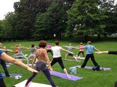 Yoga Phoenix Park - Dublin