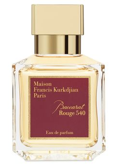 Baccarat Rouge 540 by Maison Francis Kurkdjian is a Oriental Floral fragrance for women and men. This is a new fragrance. Baccarat Rouge 540 was launche. Perfume Glamour, Perfume Hermes, Perfume Versace, Best Perfume, New Fragrances, Fragrance Parfum, Perfume Collection, Soaps, Eau De Toilette