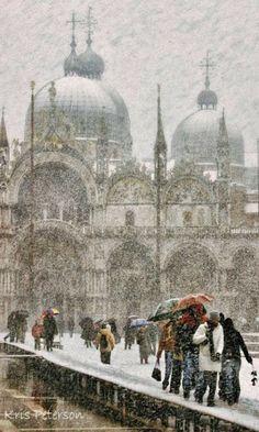 Winter in Venice, Italy | Winterlude