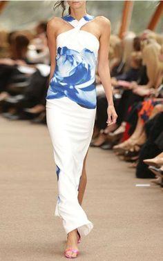 Carla Zampatti Resort 2016 Look 29 on Moda Operandi