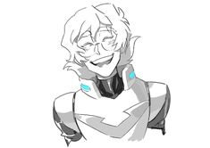 Pidge, owning who you are is going to make you a better paladin.