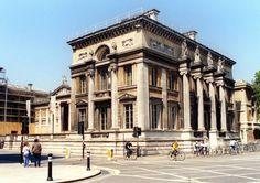 Музей Ашмола в Оксфорде - древнейший музей Великобритании, описание - Planet of Hotels