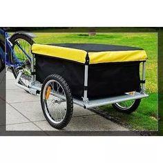 Cargo Trailer Para Bicicleta