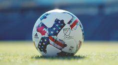 Nativo: Bola da MLS 2017 | Adidas