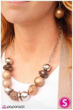 Paparazzi Accessories Necklace - A Warm Welcome