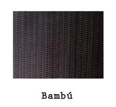Polipiel Bambú. Excelente textura. Color negro. #polipiel #leatherette #bambu #texture