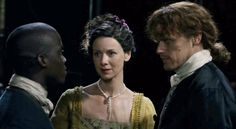 Freeing Temeraire - Outlander_Starz Season 3 Voyager - Episode 312 The Bakra - December 3rd, 2017