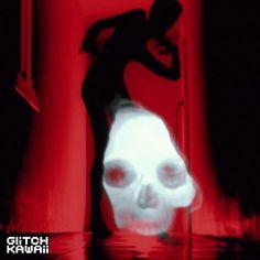 Scary #2 by GlitchKawaii #art #videoart