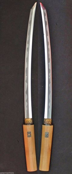 Antique Koto 16th Century Japanese Sword Samurai Wakizashi Katana in Shirasaya | eBay