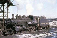 Old Time Trains Canadian Pacific Railway, Old Trains, Steam Engine, Steam Locomotive, Nostalgia, Past, Engineering, Canada, Past Tense