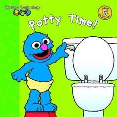Potty Time! (Sesame Beginnings)