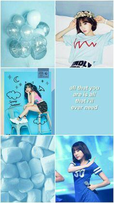 Gfriend wallpaper lockscreen HD Sowon Yerin Eunha SinB Umji Yuju Fondo de pantalla Lockscreen Hd, G Friend, Lock Screen Wallpaper, Aesthetic Wallpapers, Boy Or Girl, Entertainment, Songs, Girls, Cute