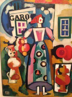 Portuguese Art from Past to Present Art And Illustration, Illustrations, Gouache, Modernisme, Spanish Art, Art Thou, Modern Times, Gustav Klimt, Western Art