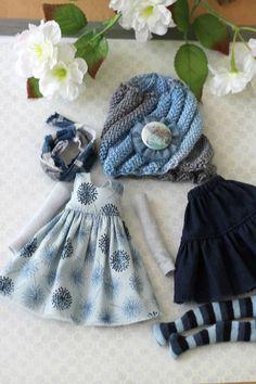 Outfit for Blythe Azone pure neemo L/M/S Momoko от ElenaShowRoom