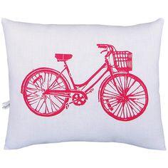 Pedal Pillow - Joss & Main
