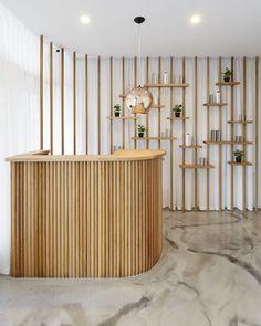 Celcius Clinic - Studio Nine Architects Tanzstudio Design, Cafe Design, Store Design, Boutique Interior, Spa Interior, Yoga Studio Interior, Yoga Studio Design, Clinic Interior Design, Clinic Design