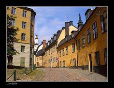 Peaceful Södermalm - Stockholm