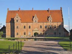 Svenstorp Castle (Swedish: Svenstorps slott) is a castle in Lund Municipality, Scania, in southern Sweden. It was built in 1596 by Beata Hvitfeldt,[1] a powerful lady-in-waiting to the Danish King Christian IV. Her architect was Hans Steenwinkel.