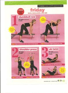 No Flabby Arms Workout!