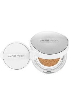 Amore Pacific - Spf50 Color Control Cushion Compact - #204 Tan Gold - Neutral - one size