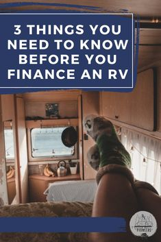 There are 3 things that every RV owner should know BEFORE you finance and we've got it, with more tips on how to finance your RV and hit the open road! Best Money Saving Tips, Saving Money, 3 Things, Things To Come, Rv Financing, How To Get, How To Plan, Rv Life, Need To Know