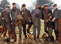 Tommy Hilfiger Autumn/Winter 2012 Advertising Campaign | FashionBeans.com