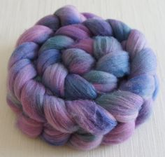Merino Wool Roving  Hand Painted Felting by FashionTouchSupplies, $17.99