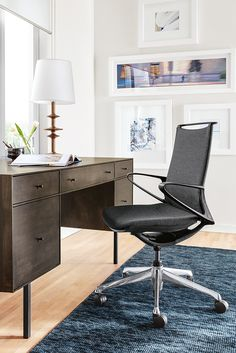 Our modern office furniture is designed to work for you. Find modern desks, chairs, storage solutions and accessories that meet all of your office needs. Plus, all office chairs ship for free!