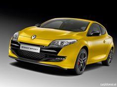 #Yellow #Renault Sport Mégane 250