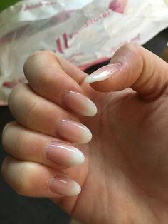 Love my Babyboomer Nails 😍