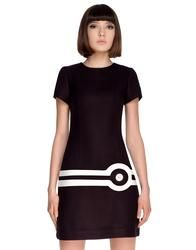- Marmalade retro mod target dress in black. Vintage Outfits, Retro Vintage Dresses, Vintage Mode, Retro Outfits, Retro Dress, 60s And 70s Fashion, 60 Fashion, Retro Fashion, Vintage Fashion