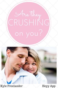 Are they crushing on you? When You Like Someone, A Guy Like You, When You Know, Liking Someone, Things To Know, Crush Advice, Love Advice, When Your Crush, Having A Crush