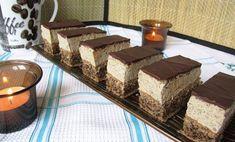 Ha szereted a különleges krémes sütiket, amelyek szinte elolvadnak a szádban, akkor ez a diós-kávés szelet azonnal a kedvenced lesz.