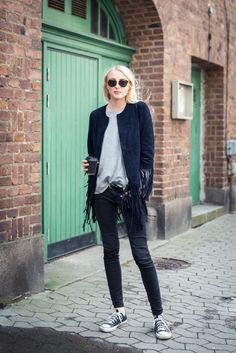 10 outfits de streetstyle para copiar a las modelos esta mañana #FelizLunes