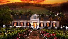 Grande Roche Hotel in Paarl, Western Cape Province, South Africa - Travel Republic Bungalows, Cape Dutch, Pergola, Dutch House, Small Luxury Hotels, Luxury Travel, Luxury Homes, Cape Town South Africa, Best Wedding Venues