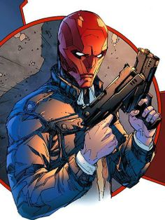 Red Hood by Kenneth Rocafort