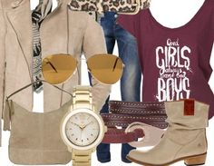 Stupid girls - Casual Outfits - stylefruits.nl