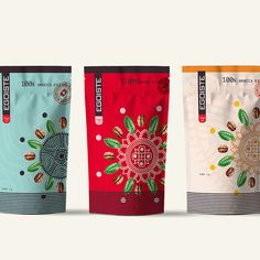 Egoiste Coffee on Packaging of the World - Creative Package Design Gallery