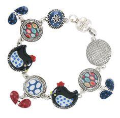 Bracelet TARATATA. Bijoux créateurs. En vente en boutique et sur notre site internet : http://www.bijouterie-influences.com/search.php?search_query=taratata+pour+toujours