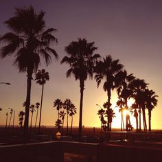 Beach town sunsets.   One Turn Kill