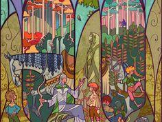 Ilustraciones de Jian Guo De El Señor de Los Anillos - Taringa!