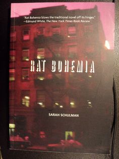 by Sarah Schulman. In paperback format. Used and in very good condition. Clean. Without notes & highlighting in all its 224 pages. Readable. Signed copy (found in the title page). From Arsenal Pulp Press. Released in 2008. Originally published in New York in 1995.