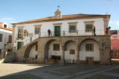 Castelo Branco - the former Domus Municipalis