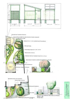 Gardendesign private front & backyard at Maaspoort, The Netherlands by Hans Pardoel Tuinen.
