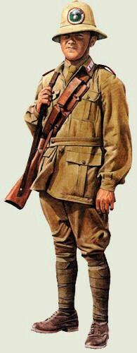 Private, Carabinieri Reali, january 1942 Tunisia - pin by Paolo Marzioli