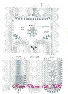 Crochetpedia: Patterns jaqueta leve para crochet