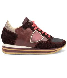 4724db7ff893 TROPEZ HIGHER LOW DONNA IN WINE Available at MODE SPORTIF Wine Shoes